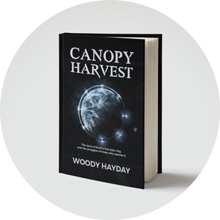 Canopy Harvest - Sci-fi Novel